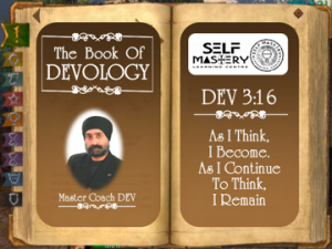 devology BOOK